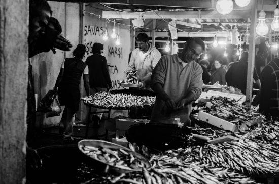 Balıkçı-Fishmonger
