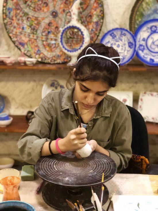 Sır Altındaki Aşk: Çini- Turkish Tile Art