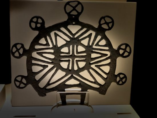 Hitit Güneş Kursu- Hittite Sun Disc