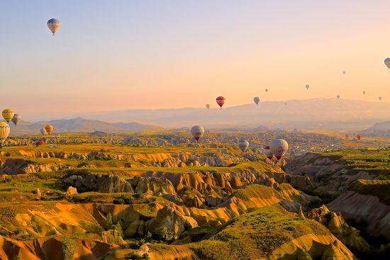 Kapadokya-Cappadocia Balloons