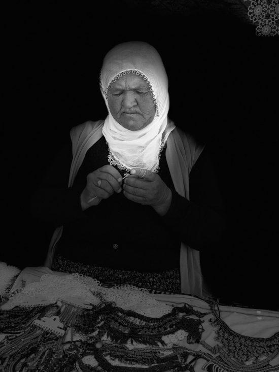 El Emeği Göz Nuru -Handicraft Seller Women