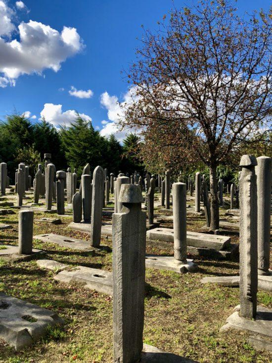 Mısır Tarlası Mezarlığı